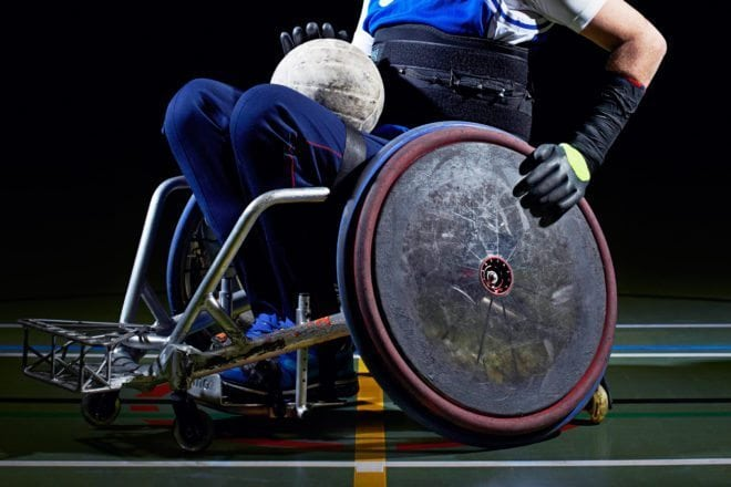 How Team USA Wheelchair Rugby Uses Video to Hack Murderball
