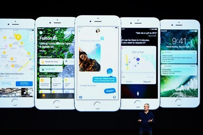 Apple's iOS 10 Is Coming to Your iPhone Sept. 13