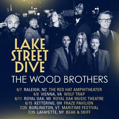 Lake Street Dive The Wood Brothers