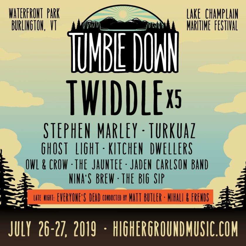 Tumble Down 2019 Lineup