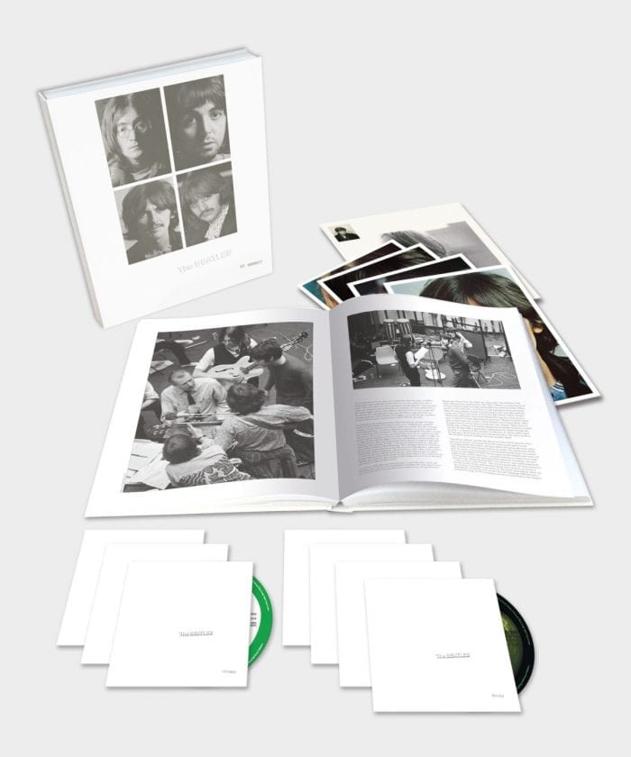 The White Album Beatles