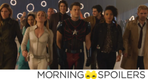 Brandon Routh and Courtney Ford Leaving Legends of Tomorrow