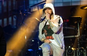 Eminem's Publisher Sues Spotify, Says It Pretended It Didn't Know Who Held Rights to 'Lose Yourself'