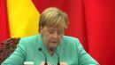 Merkel addresses Hong Kong during Beijing visit
