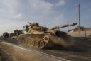 The Latest: US troops leaving Syria to stay in Middle East
