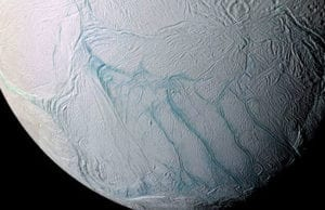 How Enceladus got its water-spewing tiger stripes | Science