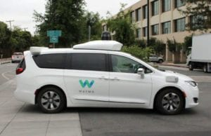 Police Got Waymo Self-Driving Car Footage in Unrelated Accident