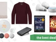 REI, Kindle eBooks, Google Nest, Jachs Sweaters, and More